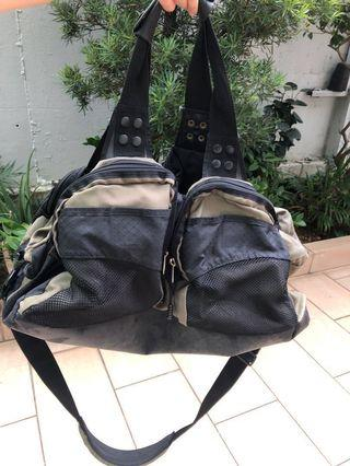 Oakley 大旅行袋 實用袋 travel bag bowling bag 原價$13xx