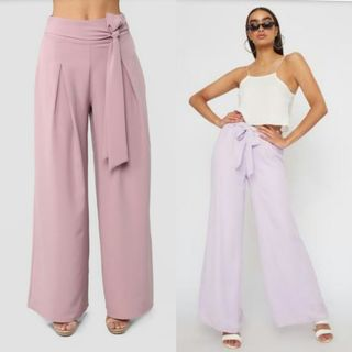 674ce8ba wide leg trousers | Women's Fashion | Carousell Philippines