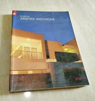Buku Arsitektur Karya Arsitek Indonesia