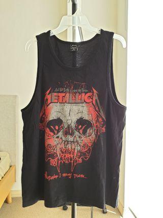 Metallica vest