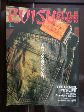 牛仔褲迷 值得擁有 Evisu牛仔褲天書