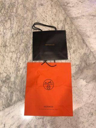 paper bag @150.000/each