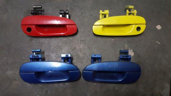 Perdana v6/sei door handle