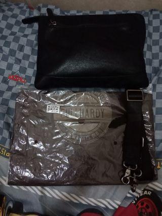 Fullhardy black shoulder bag