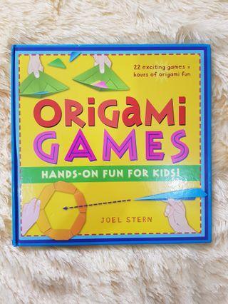 Origami games. Belajar Origami simple untuk permainan