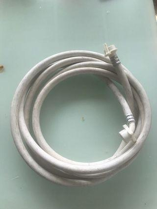 Washing machine inlet hose pipe 5 metres