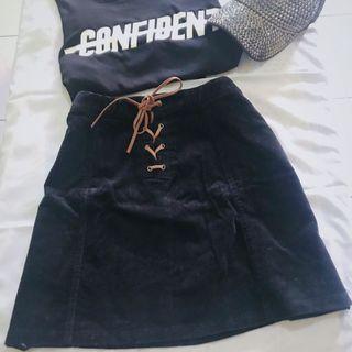 Skirt pita Forever 21