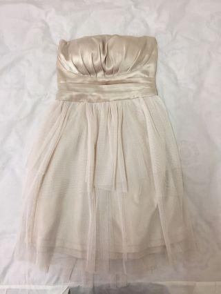 🚚 婚禮伴娘小洋裝