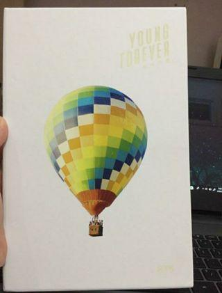 Album BTS Young Forever versi Day & Night SEALED/NEW