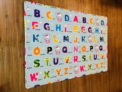 Baby double sided floor mat