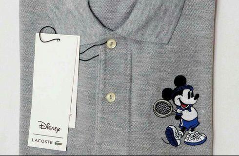 Lacoste Mickey Mouse Polo