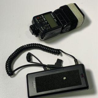 Nikon 閃光燈 SB28 連 SD-8 powerpack