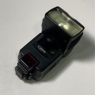 Canon 540ex 閃光燈