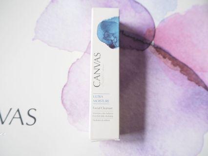 Canvas ultra moisture facial cleanser #MTRcwb
