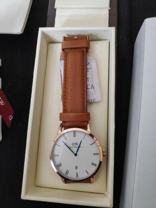 Daniel Wellington Watch Dapper Burham Rosegold