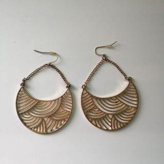 Earwire Dangling Earrings