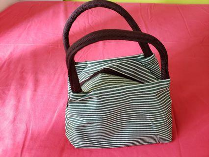 Lunch bags with zipper 2 pcs
