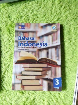 buku bahasa indonesia kelas 12 kurikulum 2013
