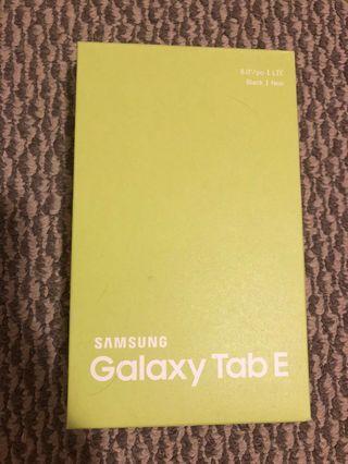 Samsung Tablet SIM compatible brand new