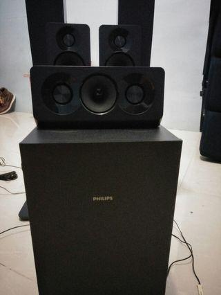 Home Theater Philips HTD5540