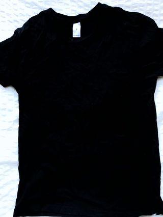 BUNDLE - Two Basic Black Tees