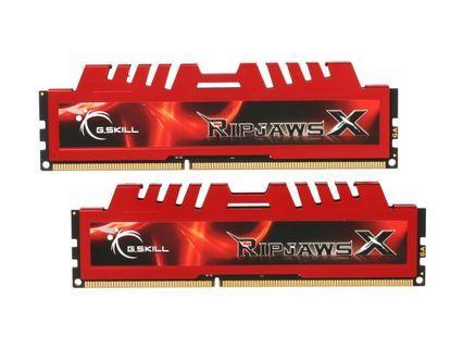 G. SKILLS Ripjaws X DDR3 1600 (2x4gb)