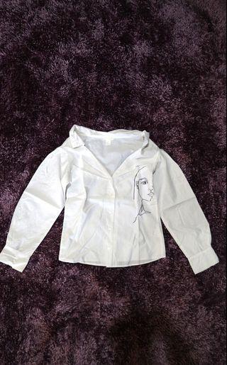 H&M Shirt Sabrina