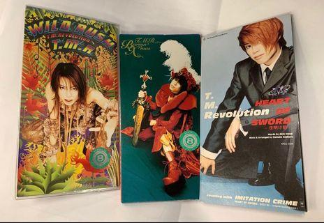 T.M. Revolution CD single