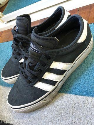 Adidas skate shoes (women size 9)