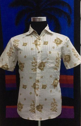 Kansai yamamoto hawaiian shirt