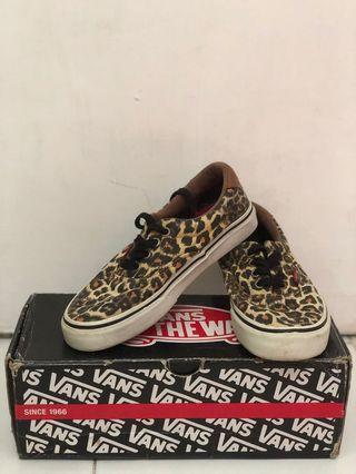 Sepatu vans leopard era 59 original