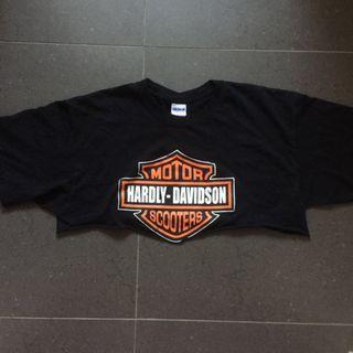 Harley Davidson crop