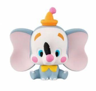 Dumbo 扭蛋 小丑面 款式