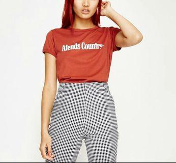 Afends country tshirt