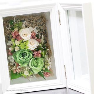保鮮花相框