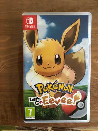 Switch POKEMON EEVEE