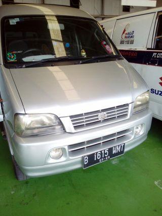 Mobil Suzuki Every Tahun 2004...bildup jepang