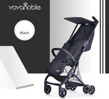 Baby yoyanoble cabin pram pockit stroller. Only 4.9kg! *New Model*