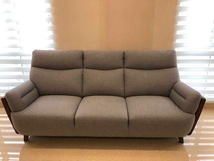 Arnaldo Italia Sofa (3-Seaters)