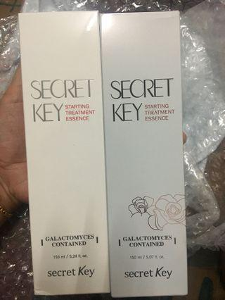 Secret Key Essence