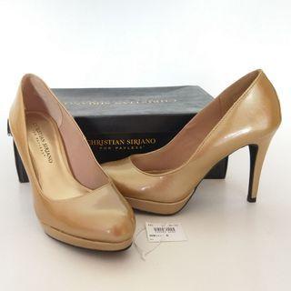 99% NEW Christian siriano pump heels sepatu pesta party wedding not christian louboutin
