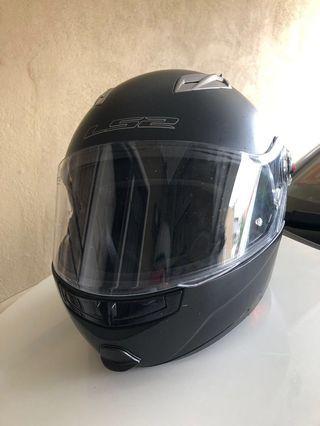 Helmet LS2 Flip Up FF370 Size L