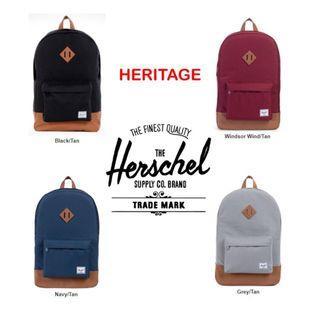 18121162420 Herschel Heritage Backpack   Herschel   Herschel Supply   Herschel Supply Co    Herschel Supply Heritage