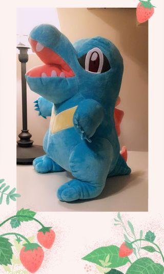 Pokémon Plush Toy - Totodile