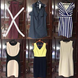 $8 AND BELOW! DRESSES CLEARANCE LISTING 1!