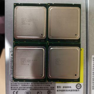 Intel Xeon E5-4640, Quad CPU Support, LGA2011-1, X79, C602, C606 chipset, 8 Cores 16 Threads, 2.4GHz Base CPU