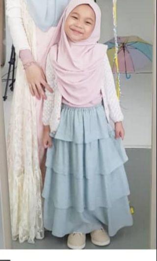 Tutu long skirt