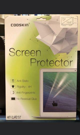 🚚 Matte 15.6 inch laptop screen protector