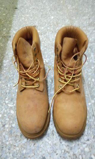 🚚 Timberland Leather Boots (US11)