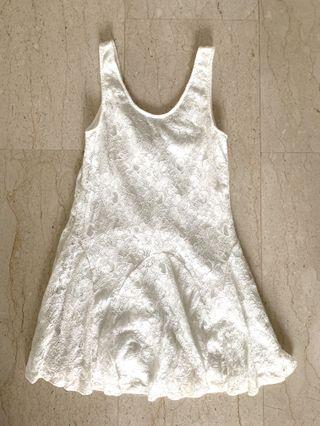 TEM lace skater dress